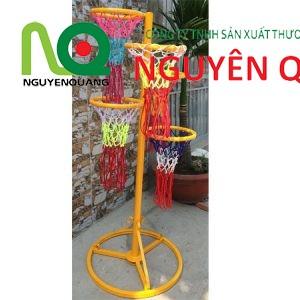 7 cột bóng rổ 5 vòng